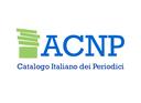 ACNP - Catalogo nazionale italiano dei periodici